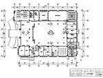[成都]某电力公司科研楼及食堂设计施工图