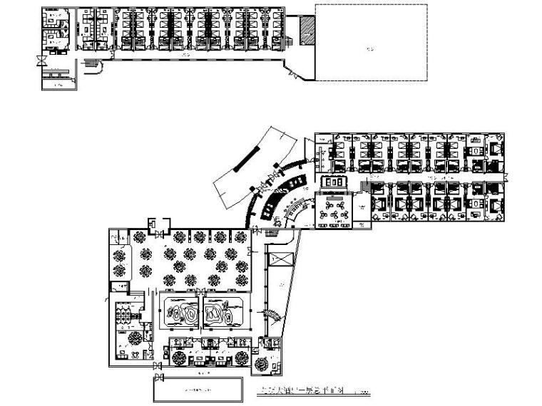 [湖南]综合性的高档大酒店设计施工图