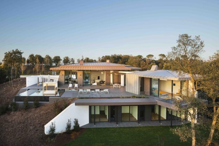 西班牙La Vinya住宅