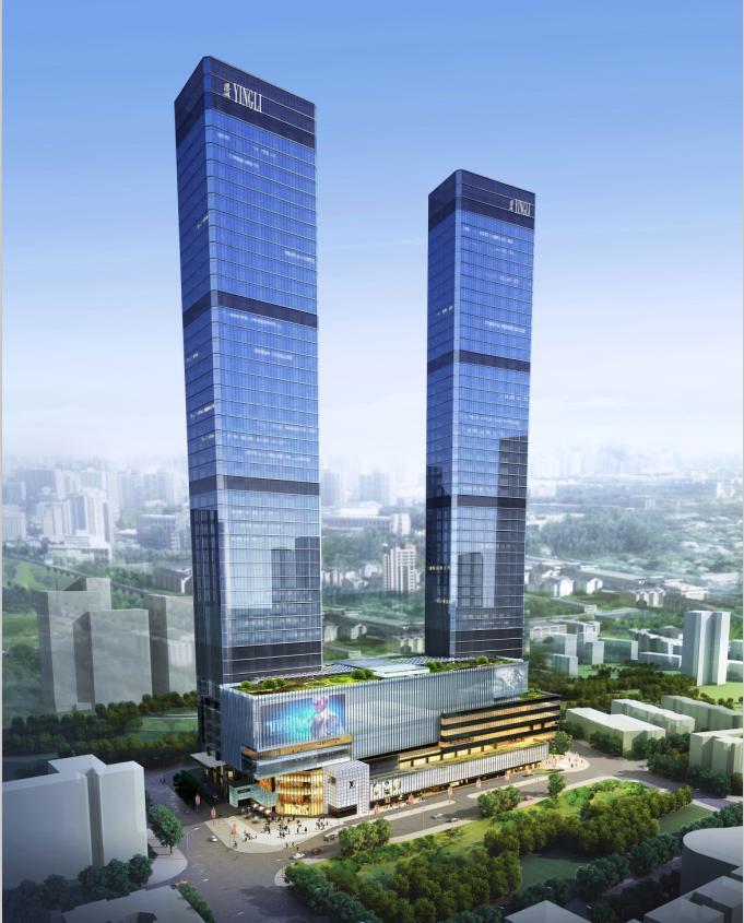 [重庆]超高层现代风格商业综合体建筑设计方案文本(知名地产)