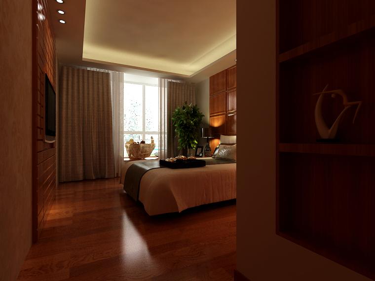 小区房室内设计_6