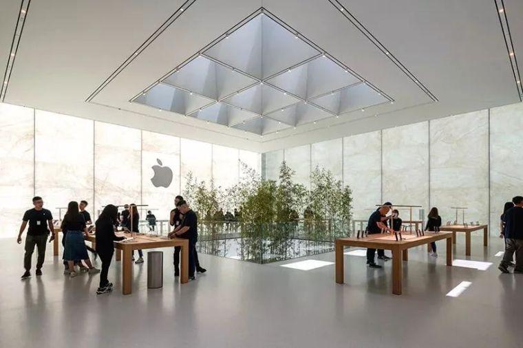 比买iphone手机更重要的,是逛苹果的地标_14