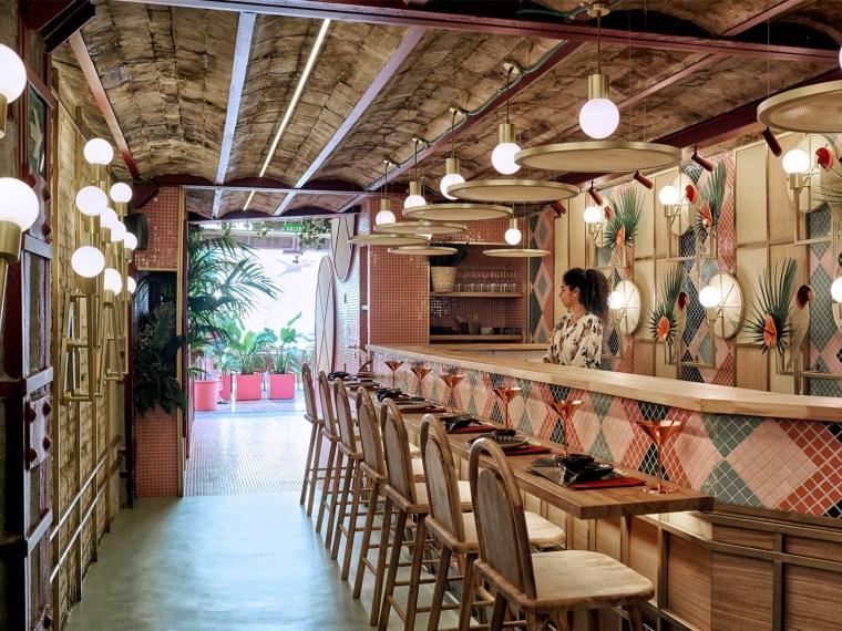 西班牙Kaikaya餐厅