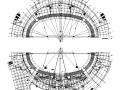 体育场系列43个项目电气施工图纸