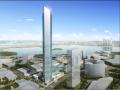[苏州]高层项目国际金融中心项目塔楼塔冠钢结构专项施工方案(共152页,图文丰富)