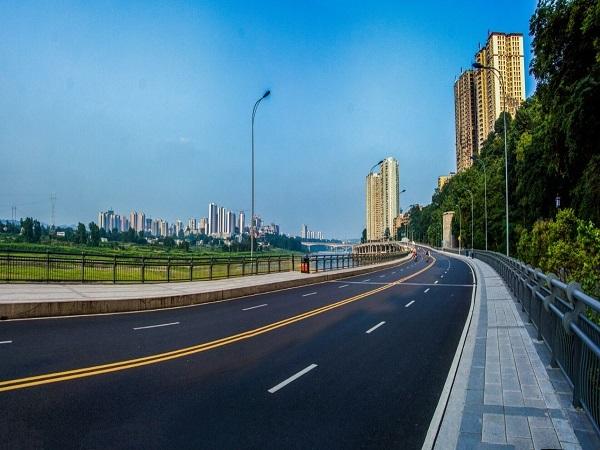 城市道路设计毕业设计