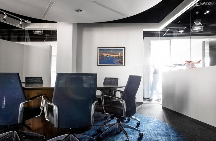 美国杰克逊航空公司办公室_6