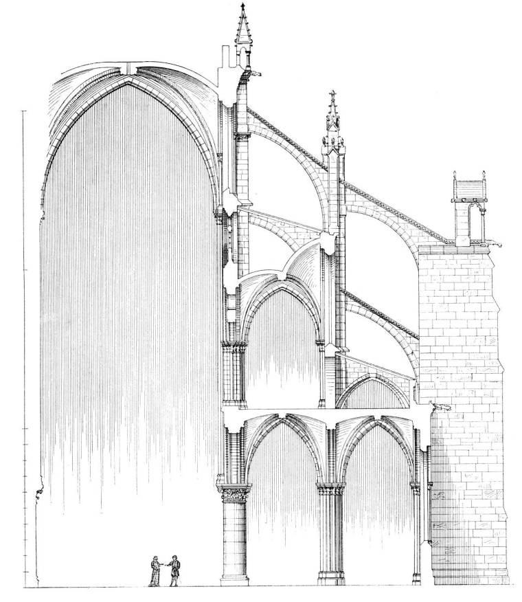 一套图带你读懂建筑结构进化史_10