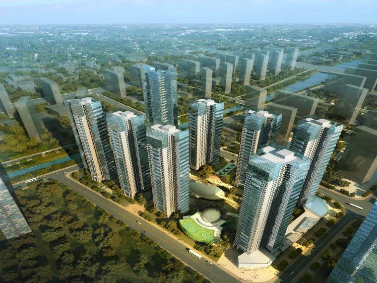 [福州]剪力墙结构超高层商业住宅停机坪专项施工方案(87页)