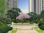 [重庆]轻奢现代式生态林荫精致社区景观设计方案
