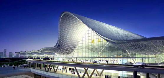 评选中国最美的高铁站_6