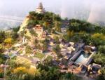 [北京]首钢北区整体方案设计及城市风貌公园景观(后工业改造,寺庙景观改造)