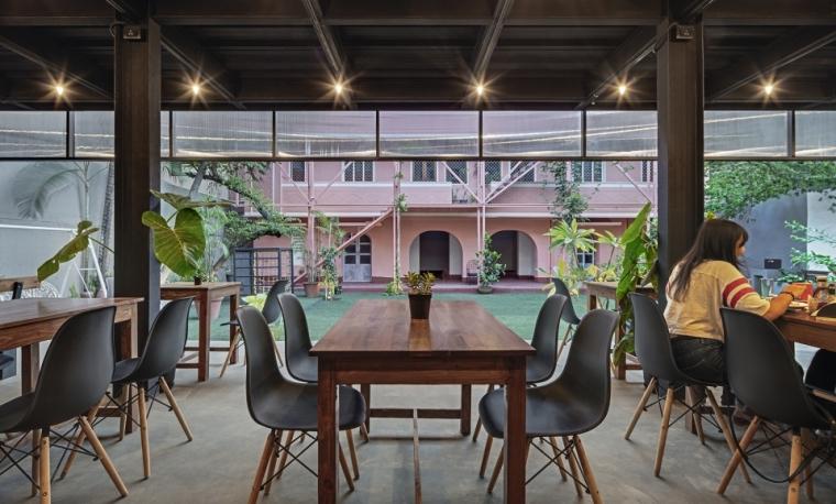 Bangalore庭院,印度/M9DesignStudio_7