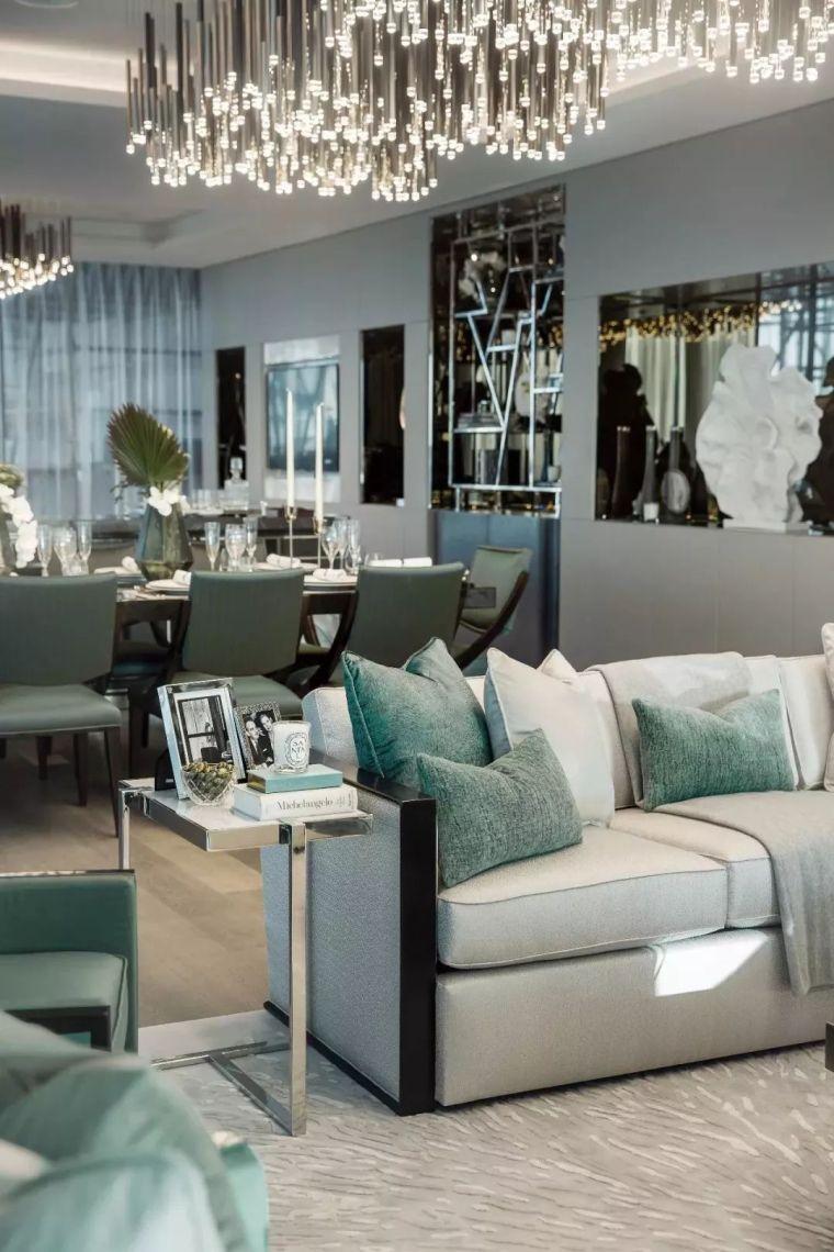 """迪拜造了""""天空中的别墅"""",最小户型300平米,顶层复式卖3.4亿_22"""
