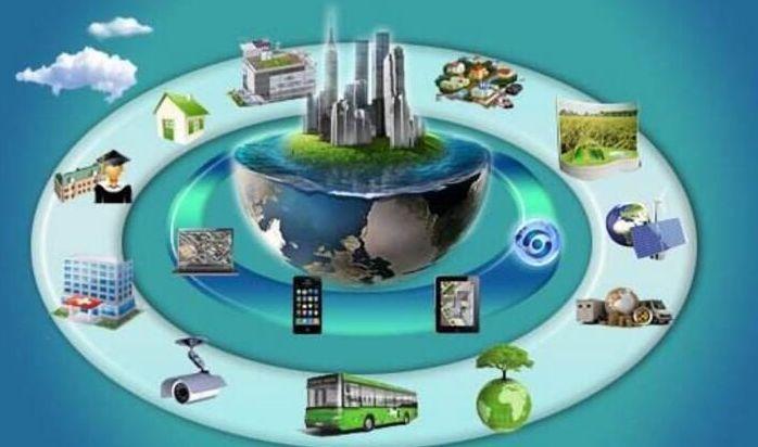 BIM与GIS结合构建智慧城市