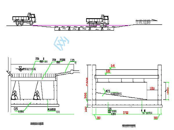 某国际机场线工程施工组织设计(285页)配图丰富