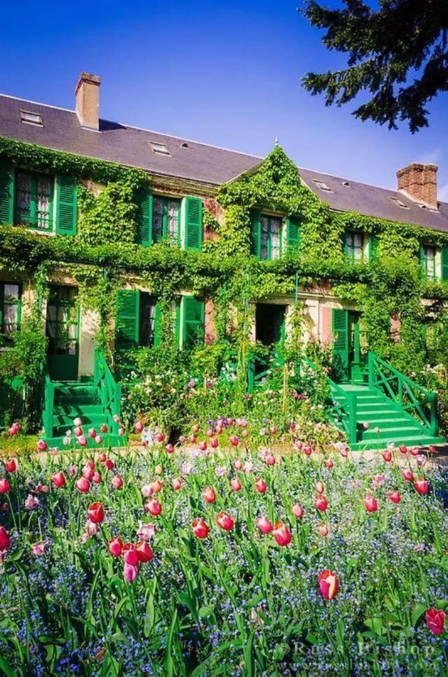 世界上最美的7个鲜花小镇子,这辈子一定要去一次!_24