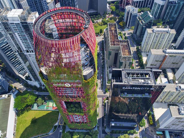 新加坡Oasia酒店