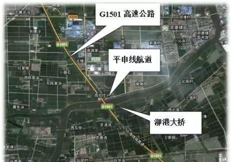 会自动报警的大桥,上海第一,国内领先!