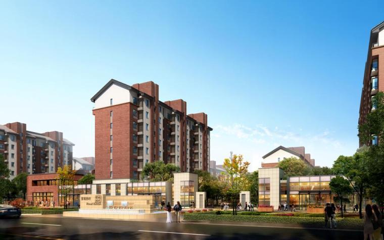 [北京]商业住宅小区及地下车库模板工程施工方案(木模板、全钢大模板)