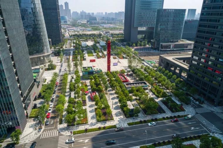 宁波东部新城中央广场-2