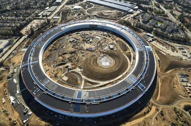 苹果对新总部建筑吹毛求疵,工期一拖再拖
