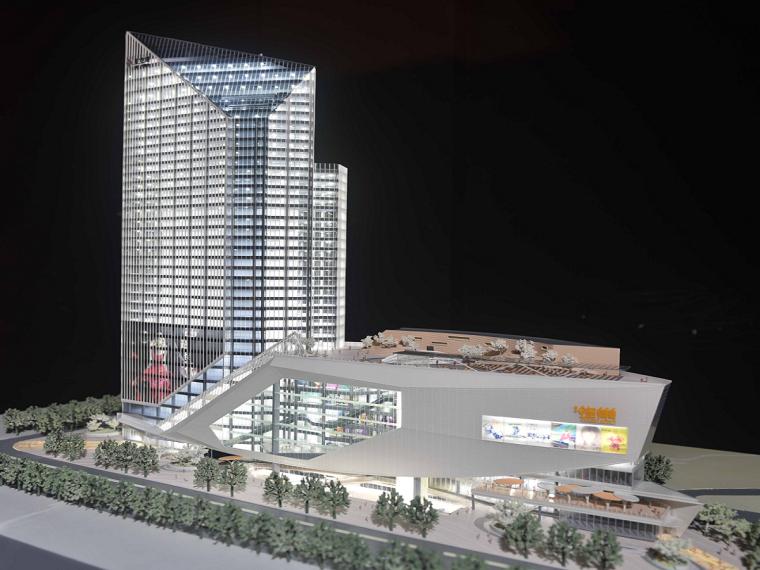 [浙江]商业综合体大厦钢结构施工方案(128页)