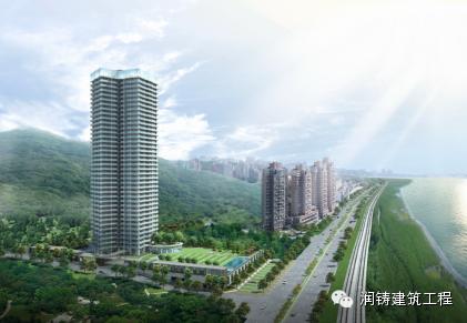 台湾人用38层超高层全预制结构建筑证明装配式建筑能抗震!_2