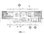 欧式风格别墅设计施工图(附效果图)