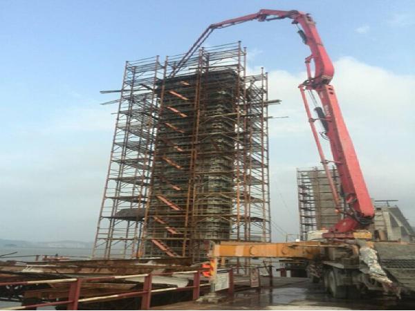乐清湾1号桥过渡墩及引桥下部施工技术方案