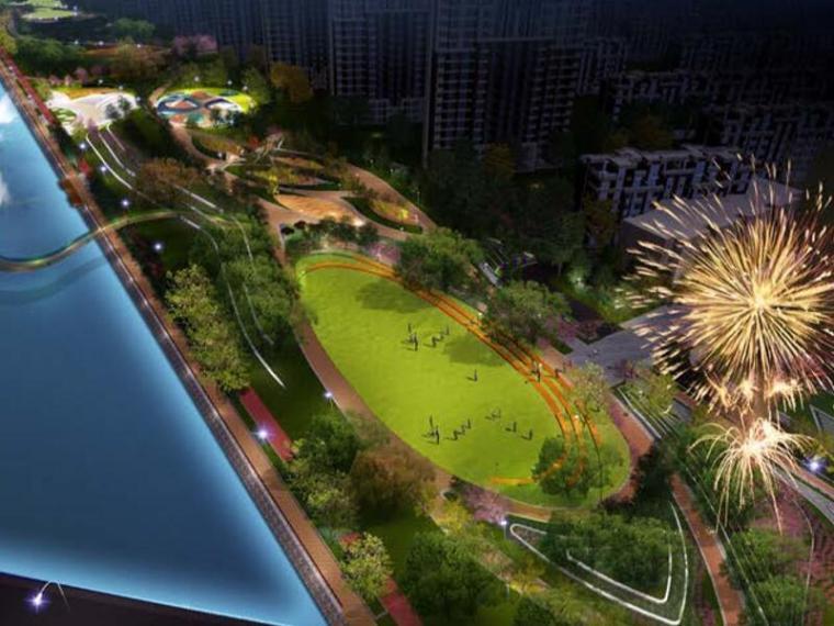 [江苏]南京临近高铁石林公园景观概念设计(宜居风格,学院艺术)