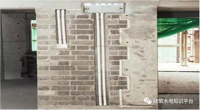 机电安装工程预留预埋施工工艺图文,非常全的一篇!_34