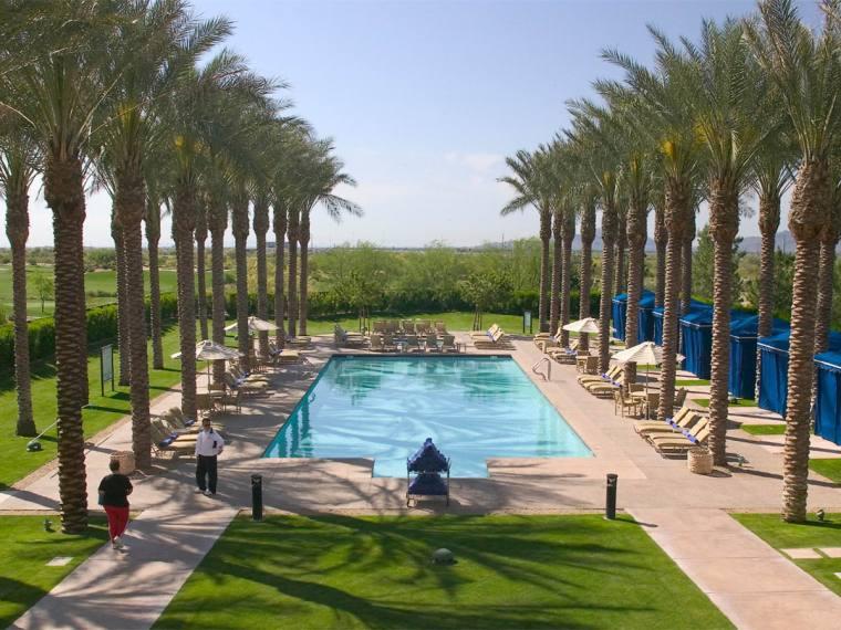 美国沙漠主题体育酒店-8