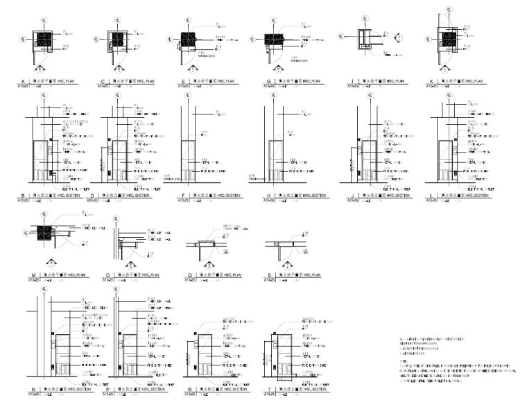 西安家具卖场项目电气施工图纸-西安大型家具商场项目电气施工图纸_3