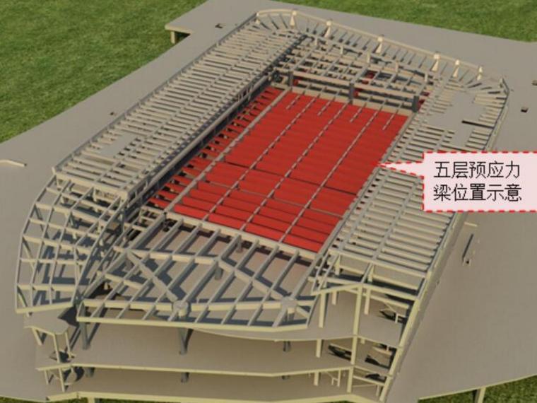 建筑总承包高大模板支撑系统施工方案