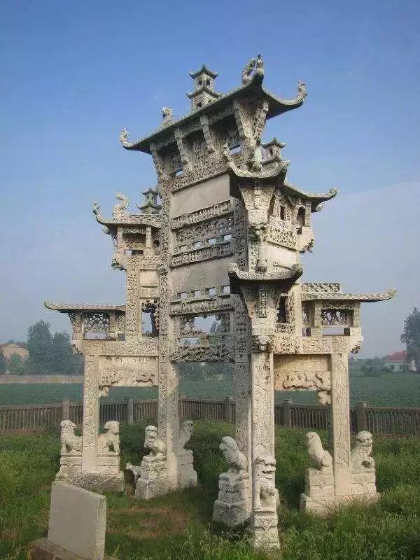 不可忽视的牌楼—中国特有文化
