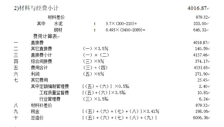 园林绿化种植工程预算书(定额计价实例)_2