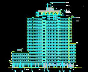 上海景泰花苑住宅建筑施工图(华东院图纸)