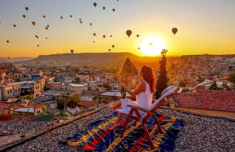 这个此生必去的浪漫国度,除了热气球,还有美到不忍睡着的酒店