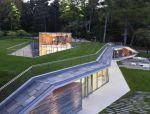 撩人眼球的屋顶绿化景观
