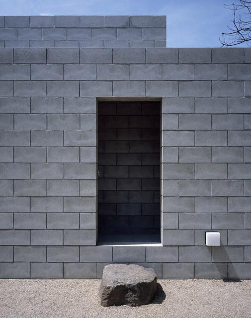 建筑中的混凝土块:如何使用这些低成本材料?_11