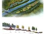 【云南】昆明禄劝县掌鸠河湿地滨河公园景观设计方案