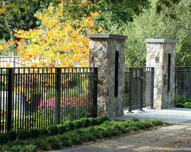 用心设计过的围墙,能让你家小院瞬间与众不同!_5