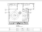 某四星级饭店中餐厅施工图及效果图(含24张)