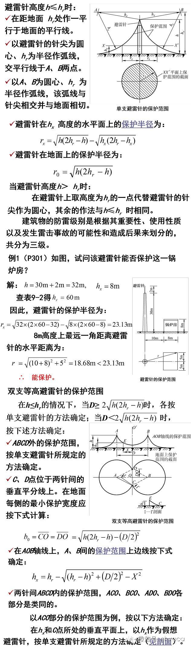 防雷接地系统与在建筑工程上的应用_4