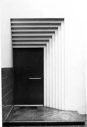 超有设计感的建筑入口_30