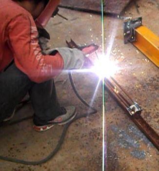 一种新型工具式悬挑架——花篮拉杆工具式悬挑架施工工法_14