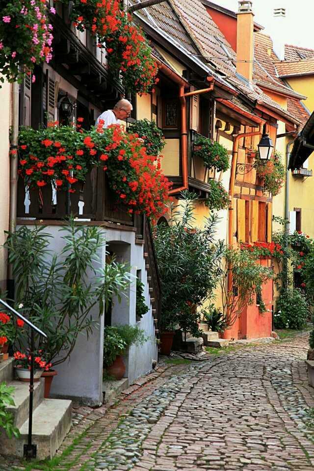 """四个最美的法国小镇,我愿在此""""终了余生""""..._42"""