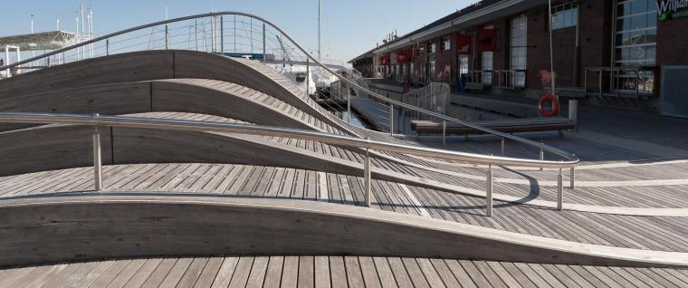 加拿大中央海滨波浪桥-6b01610f