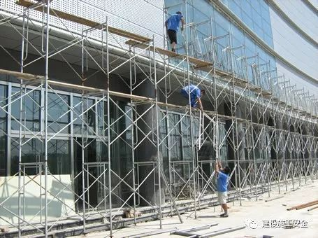 门式钢管脚手架工程安全监理细则